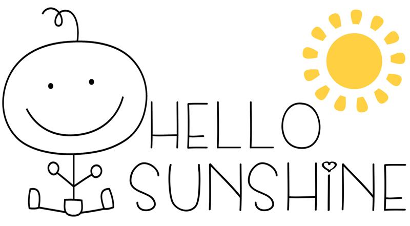 Hello Sunshine - Wyjątkowe produkty dla dzieci